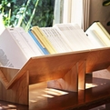 Slotted Bookcase