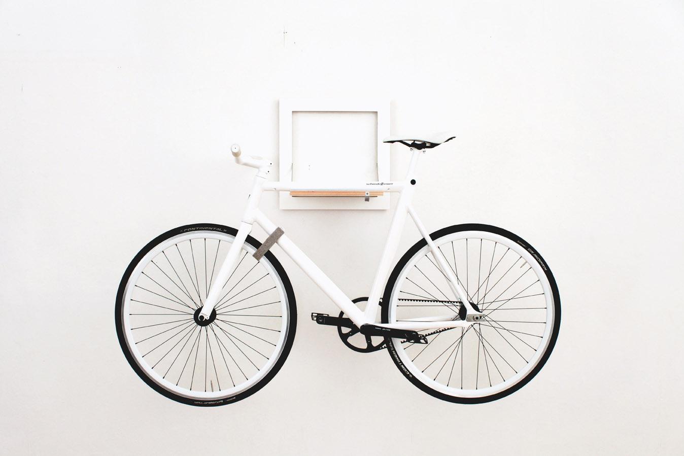 sl t bike hook by studio mikili. Black Bedroom Furniture Sets. Home Design Ideas