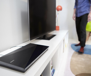 Smart Blu-ray Disc Players by Sony