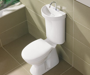 Smart Profile Toilet