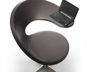 Netbook Lounge Armchair By Martin Ballendat