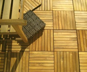 Snapping Deck Tiles