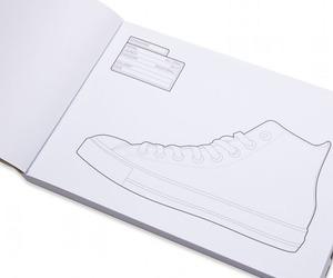 Sneaker Coloring Books