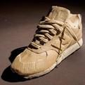 Sneaker Sculptures by Jurjen Semeijn