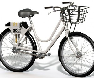 Sobi: Social Bicycles