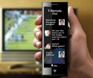 Social network integration with TV