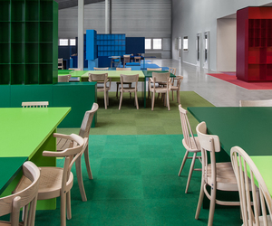 Social Workplace Combiwerk | VMX Architects