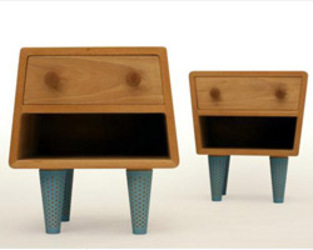 Socks Bedside Tables