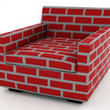 Sofa and Chair Brick and Mortar