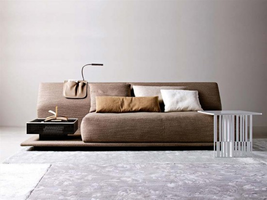 Sofa Bed Furniture Night & Day by Molteni