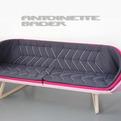 Sofa by Bader by Antoinette Bader