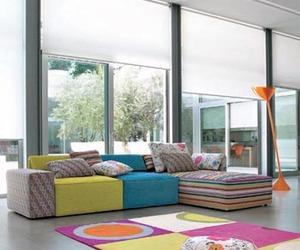 Sofa Fresh Color