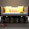 "Sofa ""Ransa"" by Younes Duret"