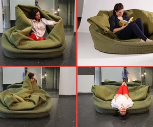 Moody Nest, A Sofa | by hanna emelie ernsting