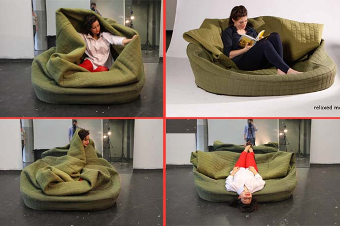 Moody Nest A Sofa
