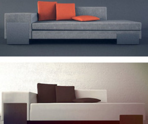 Sofas by Vincent Cadenas