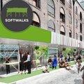 SOFTWALKS, urban intervention by Cityofwalks