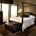 Soho Black Ash Bedroom Collection
