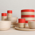Soji- A Wooden Houseware Collection