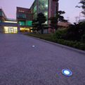 Solar Cell Landscape Lighting from Meteor