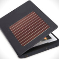Solar Charging Case for Apple iPad