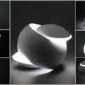Solar eclipse-inspired lighting!