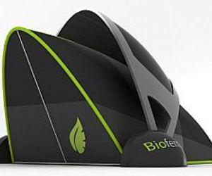 Solar Energy Generating Tent Concept   Diego Loaiza