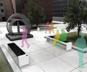 Solar Inside – The Solar Powered Bench