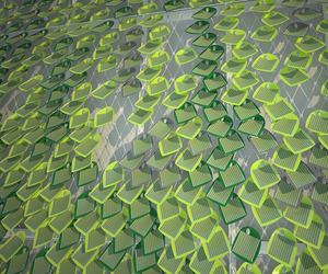 Solar Ivy Energy System