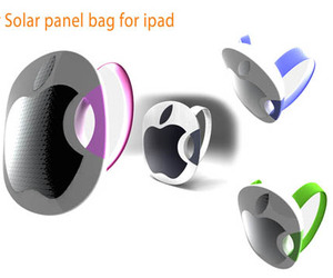Solar Panel Bag for iPad