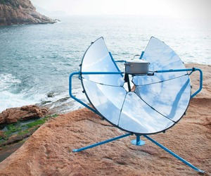 Solar Powered BBQ | SolSource