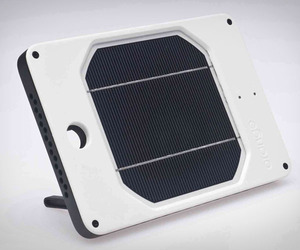Solar Powered Charger by Solar Joos Orange