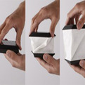 Solar Powered Lamp: Collapsible And Portable