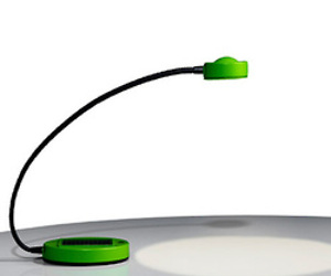 Solar-powered LED Desk Lamp from Ikea