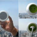 Solar Powered Window Socket
