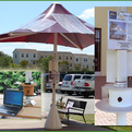 SOLARBrella – Solar Powered Umbrella