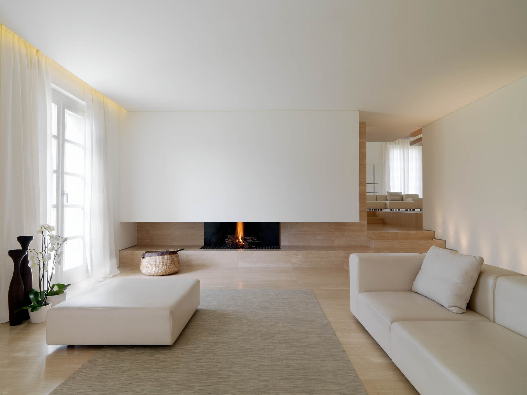 Indian Minimalism The New Decor Norm: Soldati House Interior By Victor Vasilev