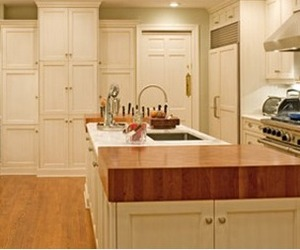 Solid Wood Countertops from Craft-Art