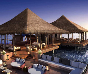 Song Saa Private Island's Floating Terraces