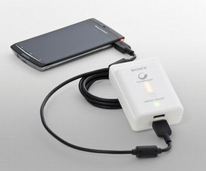 Sony brings out two new chargers for smartphone