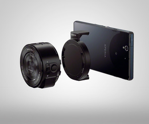"Sony QX Series ""Lens-Style Cameras"""