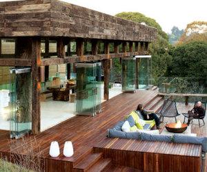 Sophisticated + Homey Westcliff Pavilion