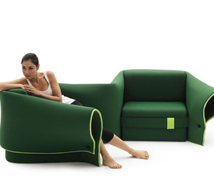 Sosia – The convertible sofa by Campeggi