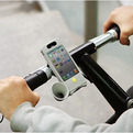 Sound Amplifying Horn Bike Case for Apple iPhone 4