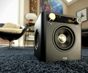 Sound Cube Audio System | by TDK