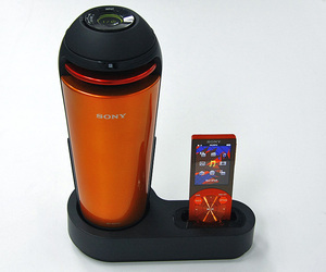 SOUND MUG : Tumbler Shape Speaker by SONY