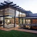 South Africa Villa by Architect Werner van der Meulen