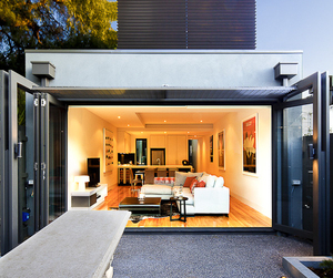 South Yarra Residence by Perrett Ewert Leaf Architects