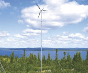 Southwest Windpower Whisper 200 Wind Turbine