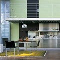 Soya, Elam Kitchen System from Tisettanta